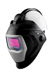 3M Speedglas Quick Release 9100X Welding Helmet w/ Hard Hat 06-0100-20QR