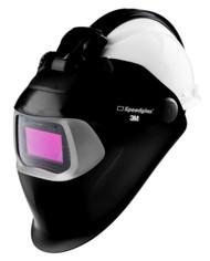 3M Speedglas Quick Release 100V Welding Helmet w/ Hard Hat 07-0012-31BL-QR