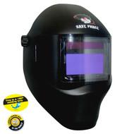 "Save Phace RFP Auto-Darkening Welding Helmet - Shade 9-13  4"" x 4"" viewable -  MO2"