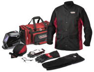 Lincoln Electronic Premium Welding Gear Ready-Pak - K3236