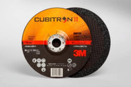 "3M Cubitron II Grinding Wheels Quick Change 4.5"" x 1/4"" x 7/8"" Qty20 66596"