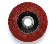 "3M Cubitron II Flap Discs - 4.5"" x 5/8-11"" - 40 Grit - Type 27- Qty10 - 55602"