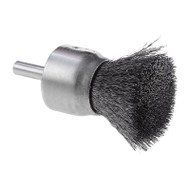 "CGW Camel - Crimped End Brush - 1"" diameter - Qty 1 - 60592"