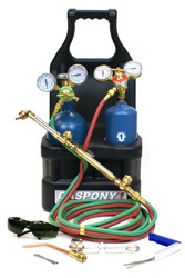 GasPony 1 Oxy-Acetylene Portable Tote Outfit with Cylinders