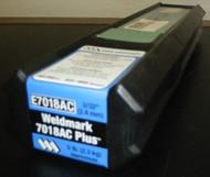 """LINCOLN E7018AC 1/8"""" STICK ELECTRODE - 5LB EDW32523"""
