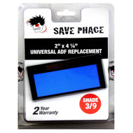 "Save Phace EFP Auto-Darkening Filter Lens - Shade 3/9 - 2"" x 4-1/4"""