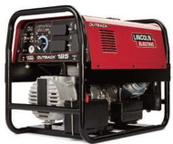 LINCOLN Outback 185 Engine Driven Welder / Generator  K2706-2