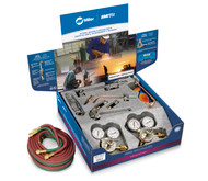 Miller / Smith Med-Duty Series 30 Cutting, Welding & Heating Outfit  MBA-30510