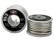 "Harris 95/5 Tin-antimony Solder 1/8"" x 1 lb spool 95561"