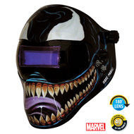 Save Phace EFP Auto-Dark Welding Helmet Variable Shade 9-13  Gen Y MARVEL VENOM