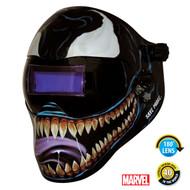 Save Phace EFP Auto-Dark Welding Helmet Variable Shade 9-13  Gen Y MARVEL VENOM