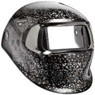 3M SPEEDGLAS 100V  VARIABLE WELDING HELMET - SKULL JEWELS  07-0012-31SJ