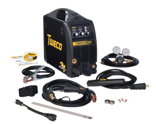 Thermal Arc Fabricator 3 In 1 211i Mp Welder Mig Stick Tig W1004201