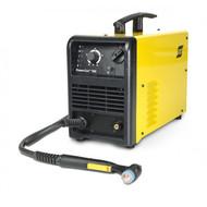 """Esab PowerCut 700 Plasma Cutter - cuts 5/8"""" - 230V/208V 25' - 0558011673"""