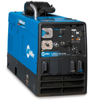 Miller Trailblazer 302 Air Pak Engine-Driven Welder / Generator w/ cool/sep, GFCI, Elec Fuel Pump 907549003