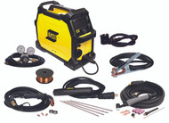 ESAB Rebel Multi-Process Welder MIG/Stick/TIG EMP 215ic  0558102240 *BONUS* FREE HELMET *