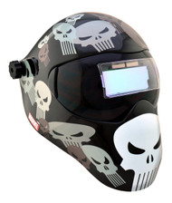 SAVE PHACE EFP-F Auto-Darkening Welding  Helmet Gen X  Marvel PUNISHER