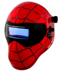 Save Phace EFP Auto-Dark Welding Helmet Variable Shade 9-13  Gen Y Marvel SPIDER-MAN