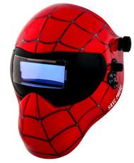 Save Phace EFP Auto-Dark Welding Helmet Variable Shade 9-13  Gen Y Marvel SPIDER-MAN