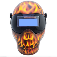 Save Phace EFP-I Auto-Darkening Welding  Helmet  HELL'S ANGEL