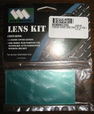 Weldmark Inside Lenses for Black, Red Flames & Blue Flames Welding Helmets