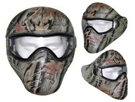 Save Phace Tactical Mask for paintball & airsoft  JUNGLE JUSTICE 2000056