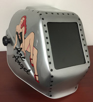 Jackson Passive Shade Welding Helmet- ARC ANGEL 24738