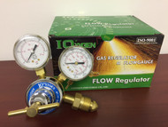 IOxygen Flowgauge Regulator - cga580 - Argon  101-50CF-AR