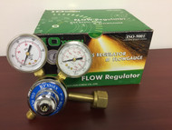 IOxygen Flowgauge Regulator - CO2  cga320  101-50CF-CD