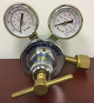 Metalmaster Medium Duty Pressure Regulator - Oxygen cga540  OR-25