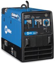 Miller Bobcat 250 Engine Drive Welder / Generator w/ GFCI outlets - 907500