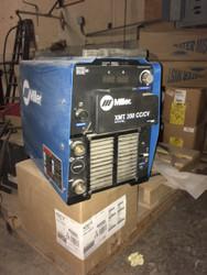 Miller XMT 350 CC/CV 208-575 AUTO-LINE Multi-Process Welder - 907161 (new, dusty, no box)