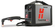 Hypertherm Powermax45 XP plasma system w/ 20' hand torch 088112