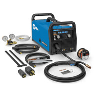 Miller Multimatic 215 Multiprocess Welder w/ Auto-set 907693