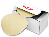 Flexovit Sanding & Finishing Pressure Sensitive Adhesive Sanding Disc - Qty 100 - 28064