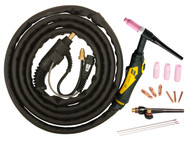 ESAB TXH 201 12ft TIG Torch Outfit for Rebel EMP235ic  0558102493
