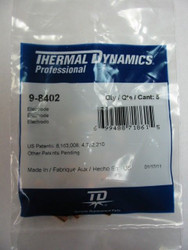 THERMAL DYNAMICS 9-8402 ELECTRODE - QTY 5