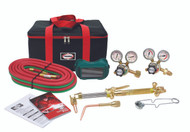Harris Medium Duty Acetylene 4400366 HMD 85-801-510 DLX Ironworker Kit