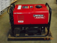 Slightly Used LINCOLN Outback 145 Engine Driven Welder / Generator  K2707-2