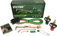 Victor Performer Medium Duty Acetylene Heating, Welding And Cutting Outfit, CGA-300 0384-2046