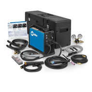 Maxstar 161 STL 120-240 V, X-Case, Fingertip Contractor Welder Package 907710002