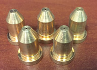 Masterweld Extended Tip for Spectrum 625 X-treme, 2050 Plasma Cutter 192052  5/pk