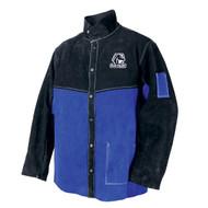 Revco Black Stallion Color Block Leather Welding Jacket JL1030