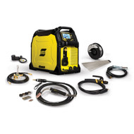 ESAB Rebel EMP 285ic Mig/Stick/Tig Welder 1PH (0558102554) w/ FREE Digital Helmet