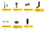 Strong Hand BuildPro Modular Fixturing Kit - 38 piece - TMK510