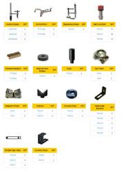 Strong Hand BuildPro Modular Fixturing Kit - 120 piece - TMK530