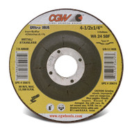 "CGW Camel Depressed Center Grinding Wheels- 7"" x 1/4"" x 7/8""hole, Type 27 - Pack of 25"