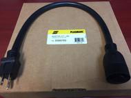 ESAB Plug adaptor 2ft 115V Miniarc w/L6-20R to 5-15P 120V/15A  0558007830
