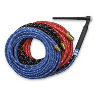 Weldcraft W-250, Braided Rubber, 25 ft., Torch Package WP-20-25-R