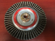 "Jaz 43562 Twisted Knot Wheel Standard Stringer Bead 6"" x  5/8""-11"